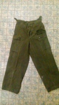 Army pants (used) 39x