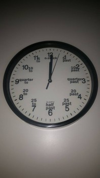 educational clock