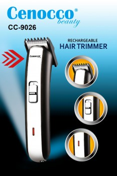Cenocco Beauty CC-9026; Rechargeable Hair Trimmer Gold