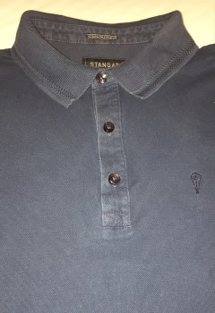 MEN POLO'S BLUE COLOR