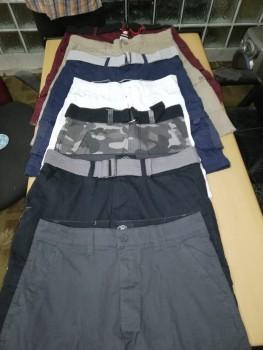 Men's Cargo Shorts Stocklot