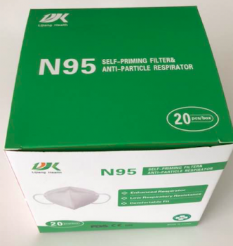 MOUTH MASK N95 (GB19083) SGS REPORT READY TO SHIP !!!