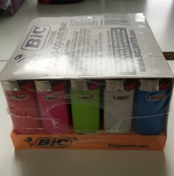 Buy BicS Lighters Wholesale Discount Lighters with Logo
