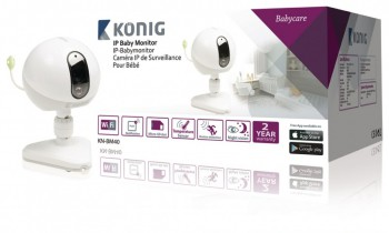 König IP baby monitor