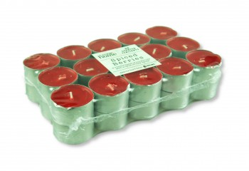 SCENTED TEALIGHT 30PCS. SPICED BERRIES