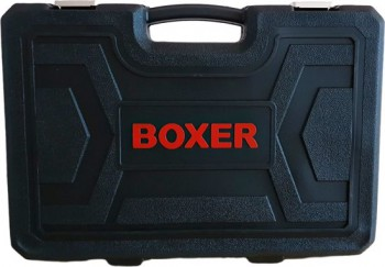 BOXER BX-013 Tool case - 121 pieces - Chrome Vanadium steel