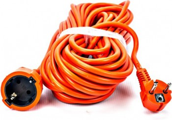 ONEX OX-772 EXTENSION CABLE ORANGE 3x2.5 - 20 M - Extension cord