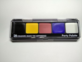 Eye shadow cream - party palette
