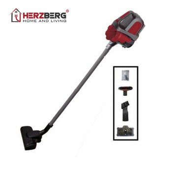 Herzberg HG-8007RD: High-Performance Hand Held Vacuum Cleaner