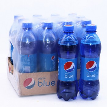QUALITY PEPSI BLUE 450ML