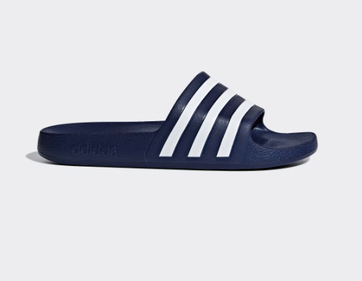 nike and adidas slippers