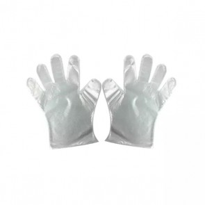 HDPE Gloves 6 gm without hole