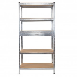 Boltless shelf up to 1325kg with drawer