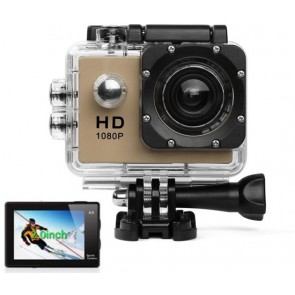 Sports FULL HD Camera DV (resistente al agua) 1080p Actioncam Accesorios  PO-053