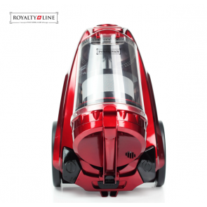Royalty Line BSCM-1400.60; Cyclonic vacuum cleaner 1400W
