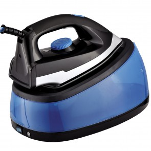 Herzberg HG-8039: 2200W Iron with Steam Station