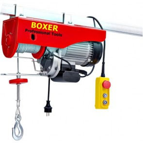 Boxer electric winch 500 kg - 2000W