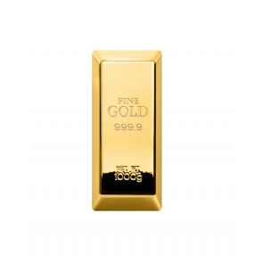 1 gram gold bar Current stock exchange price