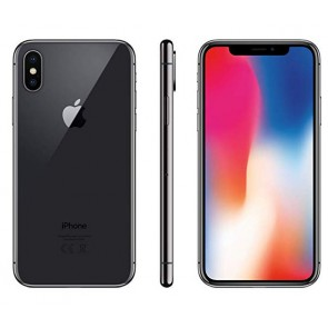 100 X Iphone X 64 GB A-Grade Space Gray-Silver