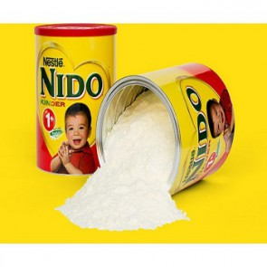 Nestle Nido Milk Powder, Red/White Cap!