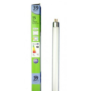 T5 fluorescent lamp, G5, 39 Watt, 16 mm in diameter, white, EGLO