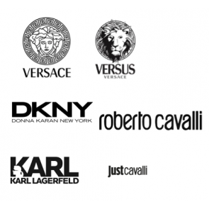 Versace Versus Roberto Cavalli Karl Lagerfeld watches OLD COLLECTIONS