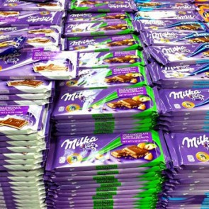 All sizes milka chocolate available for sale