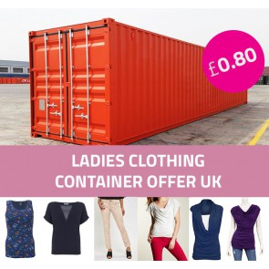 Ladies Clothing Wholesale OFFER UK