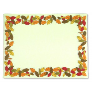 set of 100 pcs table mats,