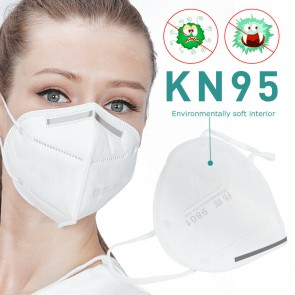 4 Layers KN95 Mask FFP2 CE FDA Certified