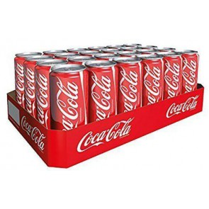 Coca cola 330ml soft drink all flavours available ( All Text Available)