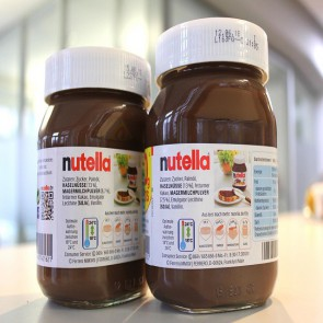 Ferrero Nutella Chocolate 15g, 25g, 350, 400g, 600g, 750, 1kg, 3kg and 5kg