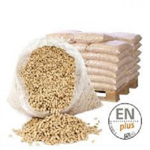 Wood Pellet Din Plus/EN Plus-A1 Wood Pellet Packed Top supplier