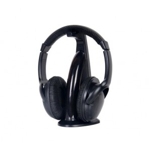 IT-HP-906FM INTEX Auriculares inalámbricos multimedia