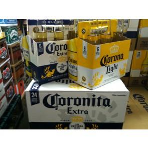 Erdinger beer, Corona beer