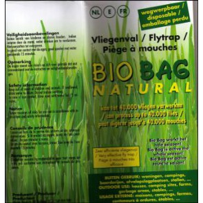 biologic fly trap