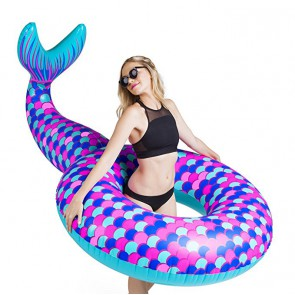 Inflatable Mermaid Ring