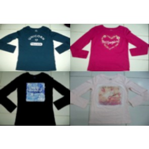 Girls Printed T-shirts