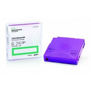 Hewlett Packard Enterprise 6,25TB LTO-6 RW MP Data Cartridge