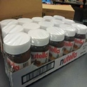 Nutella 50g for export