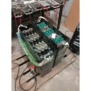 Non standart size lead acid battery renew