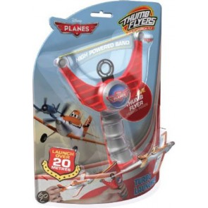 Planes Turbo Launcher Thumb Flyer