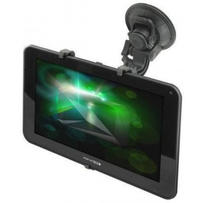 Windscreen car holder for tablets