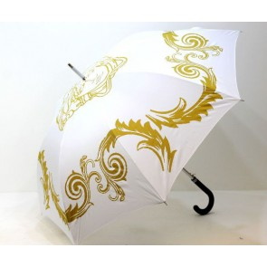 Versace Parfum White Umbrella