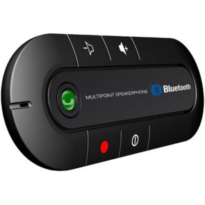 Bluetooth 4.1 EDR SIRI Car Kit - Accessible on the road - Hands-free Calling - Safe behind the wheel! - PO-064