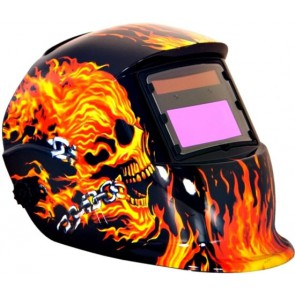 BOXER BX-505 Automatic welding hood, variable and grinding - Welding helmet