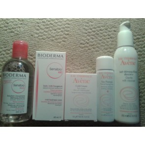 Bioderms and Avene thermal water for sale
