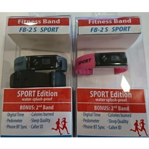 FB2S Bluetooth Fitness Smart Band