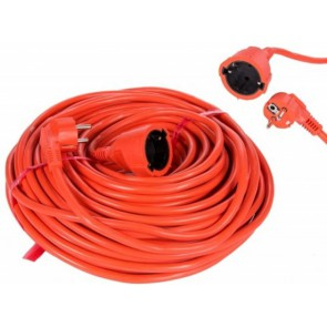 BOXER BX-785 EXTENSION CABLE ORANGE 3x2.5 - 50 M - Extension Cord