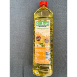 Olive oil and Sunflower oil stock from Spain